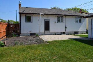 Photo 2: 820 Polson Avenue in Winnipeg: Sinclair Park Residential for sale (4C)  : MLS®# 1914616