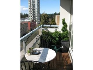 Photo 8: 703 1967 BARCLAY Street in Vancouver West: West End VW Home for sale ()  : MLS®# V831784