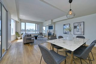 """Photo 10: 705 1383 MARINASIDE Crescent in Vancouver: Yaletown Condo for sale in """"COLUMBUS"""" (Vancouver West)  : MLS®# R2594508"""