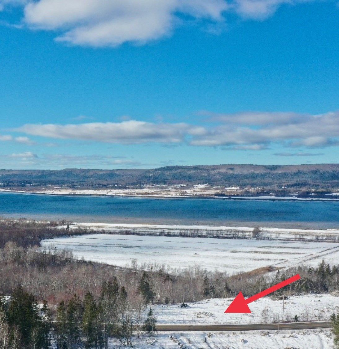 Main Photo: Lot NO 1 Highway in Upper Clements: 400-Annapolis County Vacant Land for sale (Annapolis Valley)  : MLS®# 202107175