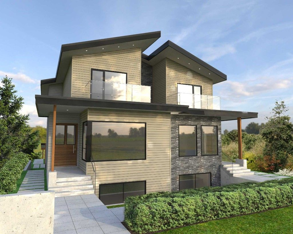 Main Photo: 1 358 E 11th Street in North Vancouver: Central Lonsdale 1/2 Duplex for sale : MLS®# R2130502