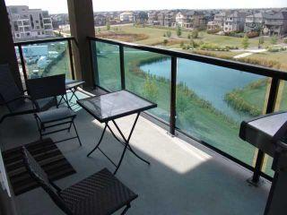 Photo 16: # 408 1238 WINDERMERE WY in Edmonton: Zone 56 Condo for sale : MLS®# E3391418
