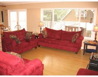 Photo 3: 11627 203RD Street in Maple_Ridge: Southwest Maple Ridge House for sale (Maple Ridge)  : MLS®# V749795