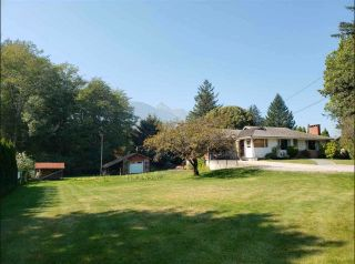 Photo 2: 41717 GOVERNMENT Road in Squamish: Brackendale Land for sale : MLS®# R2548076