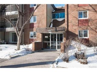 Main Photo: 460 Kenaston Boulevard in Winnipeg: River Heights Condominium for sale (1D)  : MLS®# 1705140