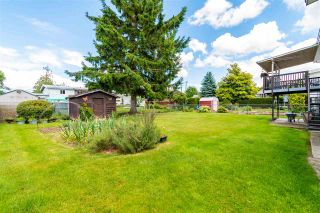 Photo 36: 10119 FAIRBANKS Crescent in Chilliwack: Fairfield Island House for sale : MLS®# R2590908