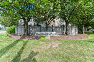 "Photo 38: 407 777 EIGHTH Street in New Westminster: Uptown NW Condo for sale in ""Moody Gardens"" : MLS®# R2479408"