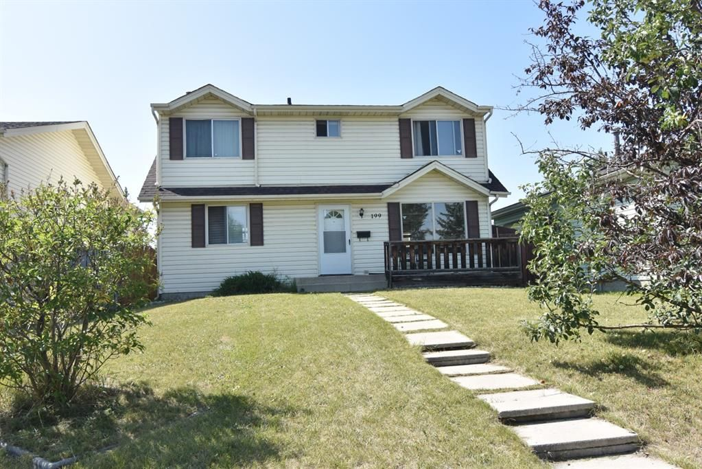 Main Photo: 199 Templeby Drive NE in Calgary: Temple Detached for sale : MLS®# A1140343