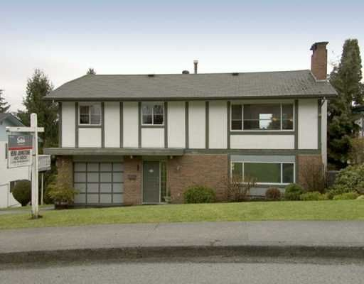 """Main Photo: 3159 BEACON Drive in Coquitlam: Ranch Park House for sale in """"RANCH PARK"""" : MLS®# V629942"""