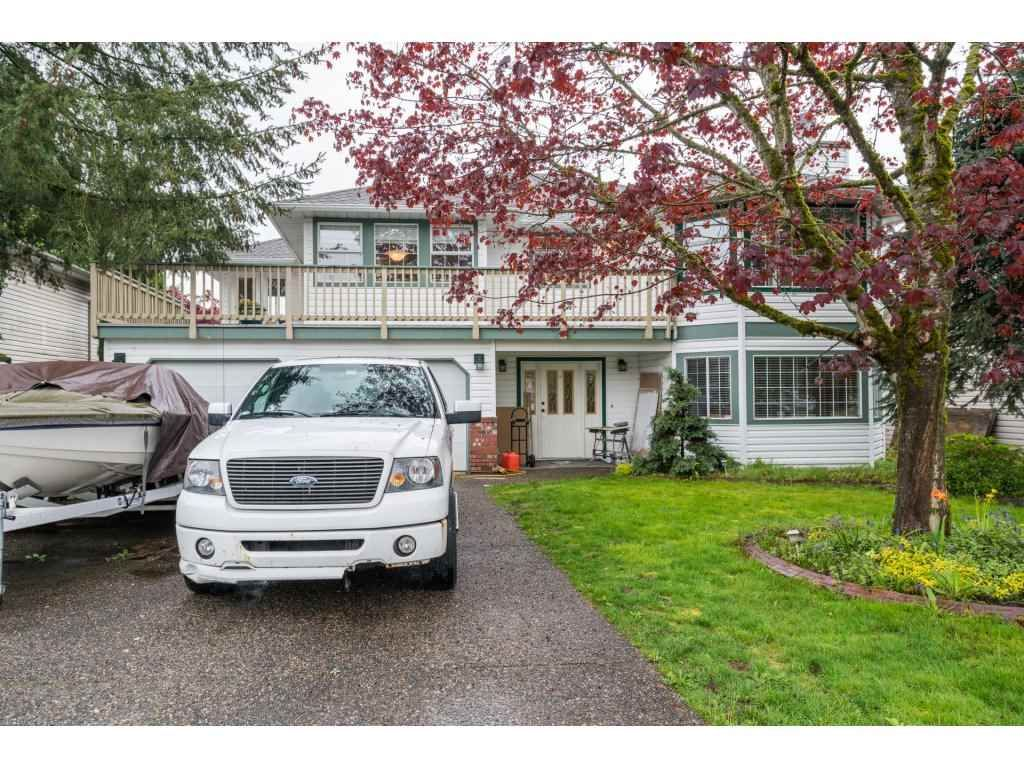 Main Photo: 12445 188A Street in Pitt Meadows: Central Meadows House for sale : MLS®# R2163128