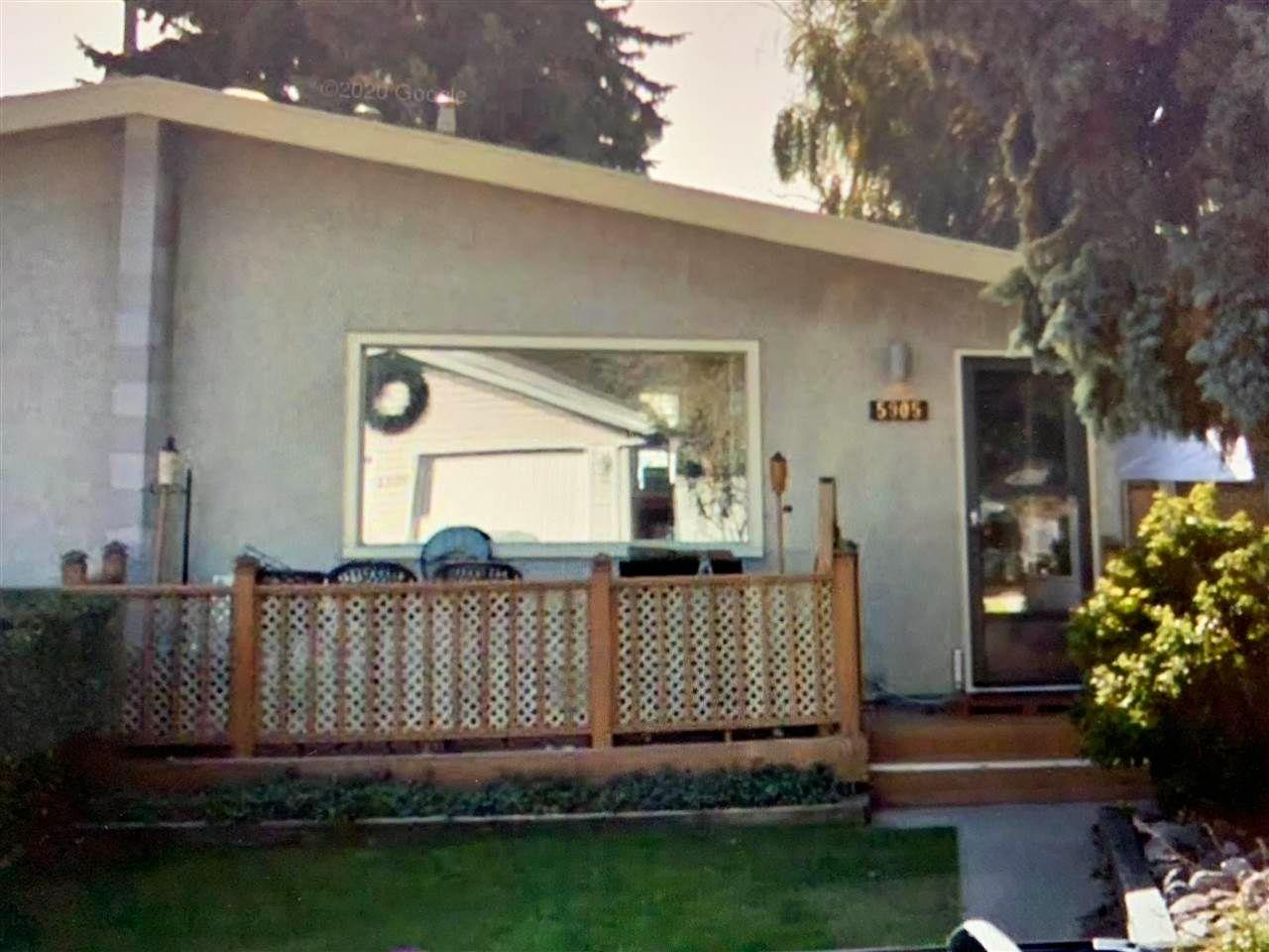 Main Photo: 5905 90A Avenue in Edmonton: Zone 18 House Half Duplex for sale : MLS®# E4244881