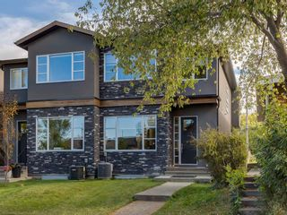 Main Photo: 407 22 Avenue NW in Calgary: Mount Pleasant Semi Detached for sale : MLS®# A1098810