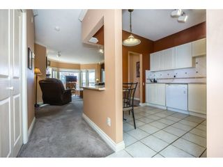 """Photo 3: 207 34101 OLD YALE Road in Abbotsford: Central Abbotsford Condo for sale in """"Yale Terrace"""" : MLS®# R2219162"""