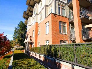 """Photo 5: 118 2250 WESBROOK Mall in Vancouver: University VW Condo for sale in """"CHAUCER HALL"""" (Vancouver West)  : MLS®# V988551"""