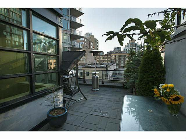 """Photo 1: Photos: 315 1255 SEYMOUR Street in Vancouver: Downtown VW Townhouse for sale in """"The Elan"""" (Vancouver West)  : MLS®# V1077114"""