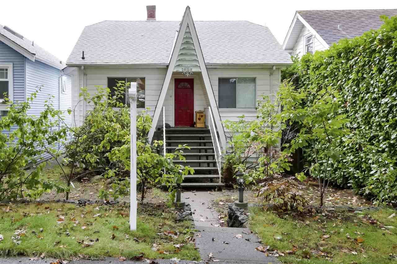 Main Photo: 1648 W 63RD Avenue in Vancouver: South Granville House for sale (Vancouver West)  : MLS®# R2411756