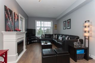 """Photo 10: 303 17712 57A Avenue in Surrey: Cloverdale BC Condo for sale in """"West on the Village Walk"""" (Cloverdale)  : MLS®# R2246954"""