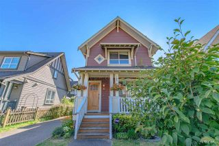 Photo 1: 270 HOLLY Avenue in New Westminster: Queensborough House for sale : MLS®# R2481264