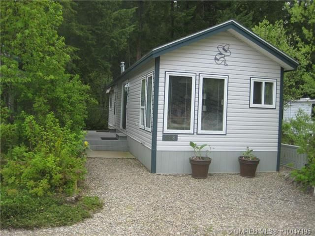Main Photo: 3980 Squilax Anglemont Road # 198 in Scotch Creek: Recreational for sale