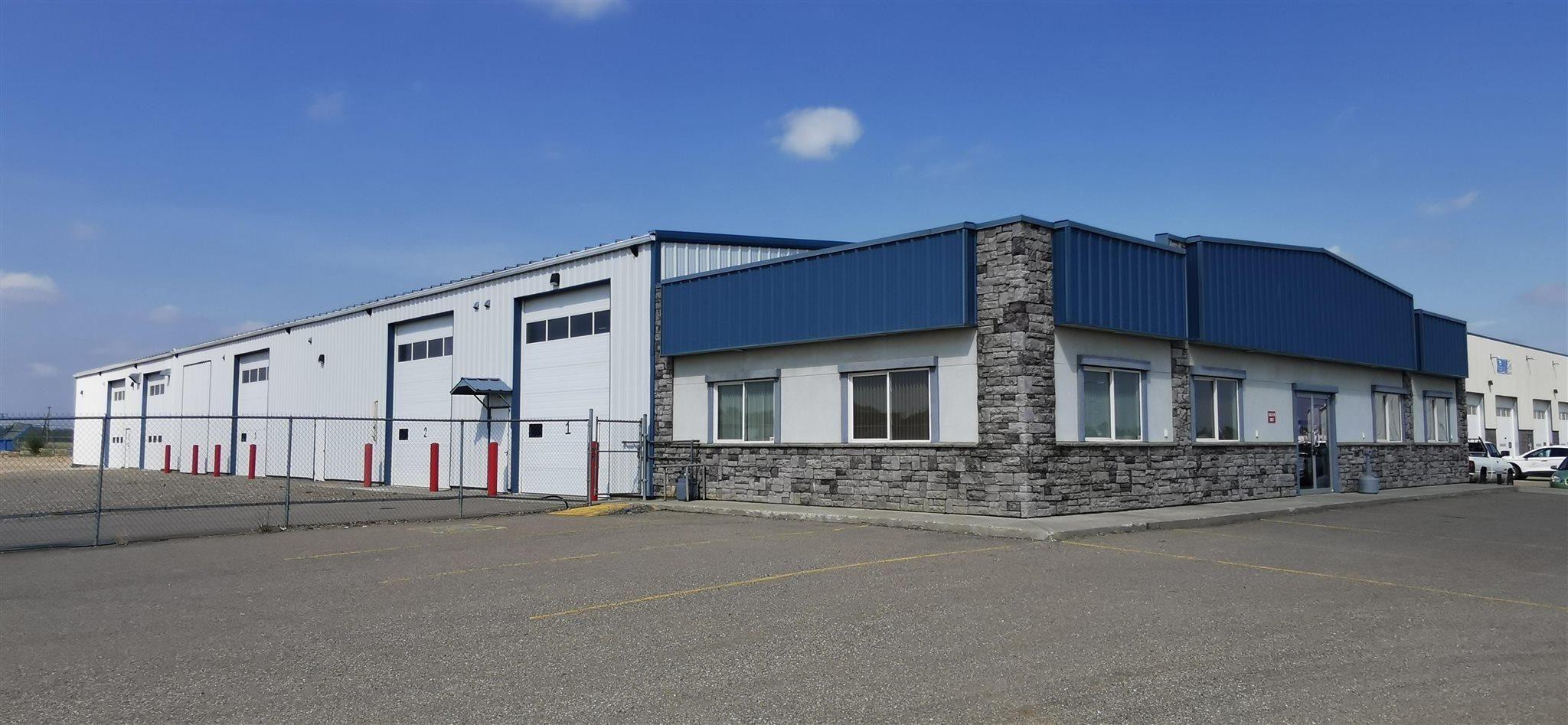 Main Photo: 9304 111 Street in Fort St. John: Fort St. John - City SW Industrial for sale (Fort St. John (Zone 60))  : MLS®# C8040617