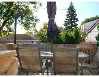 Photo 8: 839 SPRUCE Street in WINNIPEG: West End / Wolseley Residential for sale (West Winnipeg)  : MLS®# 2816908