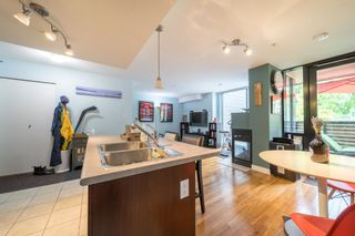 """Photo 10: 311 2525 BLENHEIM Street in Vancouver: Kitsilano Condo for sale in """"THE MACK"""" (Vancouver West)  : MLS®# R2608391"""
