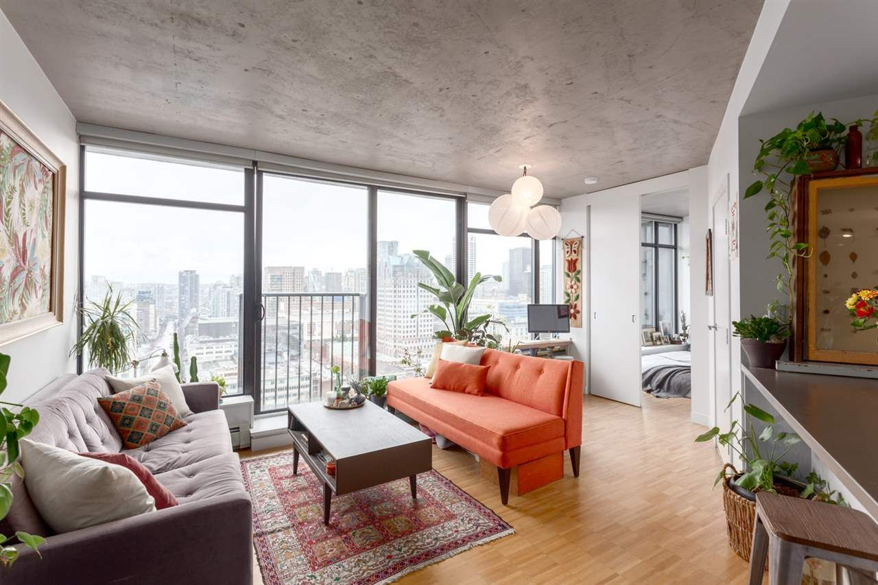 Main Photo: 3008 128 W Cordova Street in Vancouver: Downtown VW Condo for sale (Vancouver West)  : MLS®# R2235872