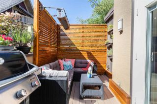 Photo 12: 1358 CYPRESS STREET in Vancouver: Kitsilano Townhouse for sale (Vancouver West)  : MLS®# R2459445