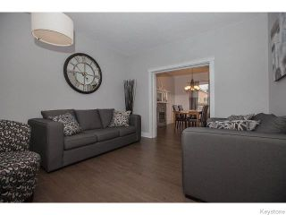 Photo 6: 757 Ashburn Street in WINNIPEG: West End / Wolseley Residential for sale (West Winnipeg)  : MLS®# 1527184