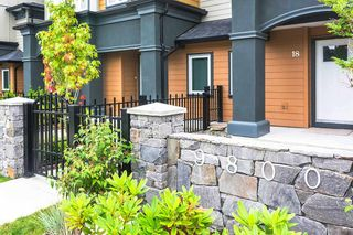 """Photo 31: 9 9800 GRANVILLE Avenue in Richmond: McLennan North Townhouse for sale in """"The Grand Garden"""" : MLS®# R2567989"""