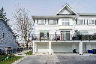 Photo 38: 39 27735 ROUNDHOUSE Drive in Abbotsford: Aberdeen Townhouse for sale : MLS®# R2543501