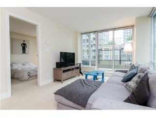 Photo 3: 412 1088 RICHARDS Street in Vancouver West: Home for sale : MLS®# V1127405