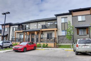 Photo 2: 1414 2461 Baysprings Link SW: Airdrie Row/Townhouse for sale : MLS®# A1123647