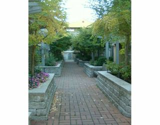 """Photo 4: 795 W 8TH Ave in Vancouver: Fairview VW Townhouse for sale in """"DOVER POINT"""" (Vancouver West)  : MLS®# V616095"""