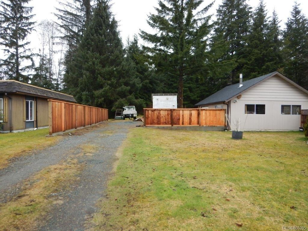 Main Photo: 523 Coal Harbour Rd in : NI Port Hardy House for sale (North Island)  : MLS®# 866995