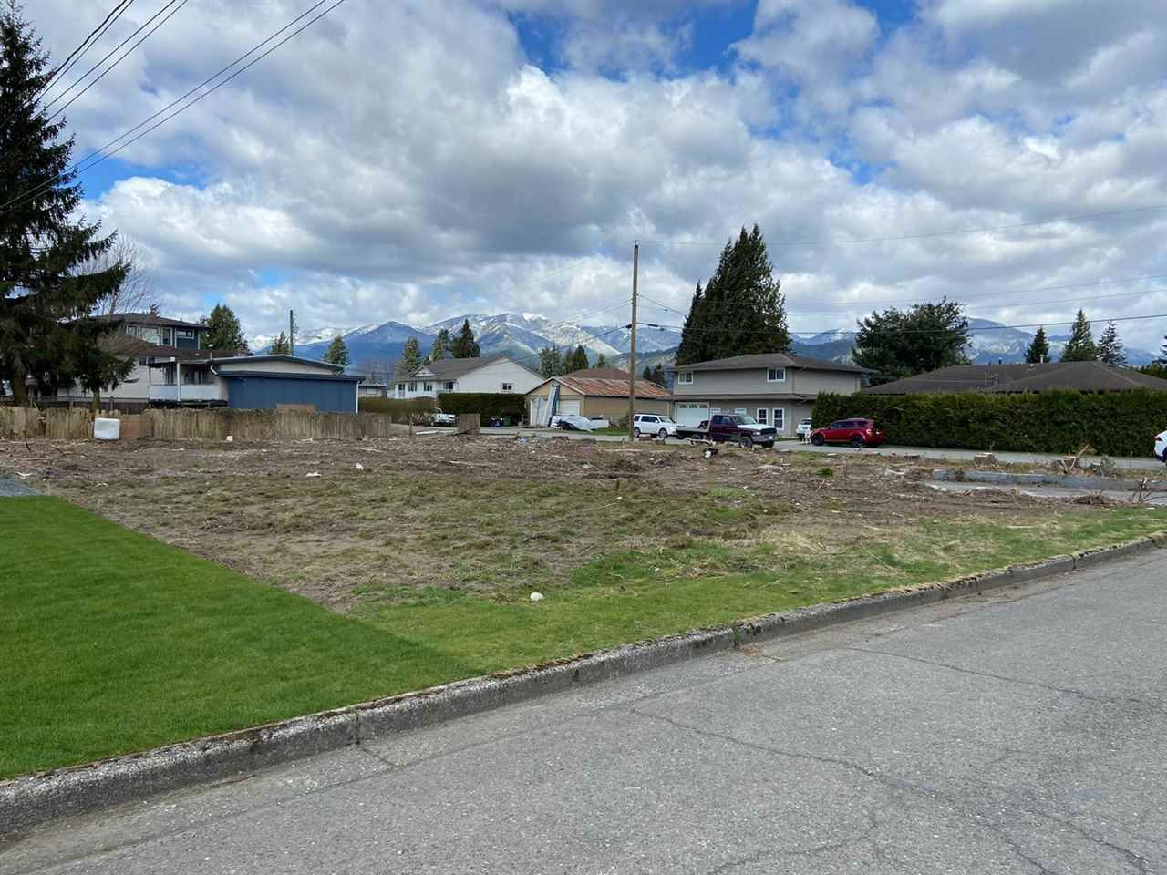 Main Photo: 9525 WINDSOR Street in Chilliwack: Chilliwack E Young-Yale Land for sale : MLS®# R2591521