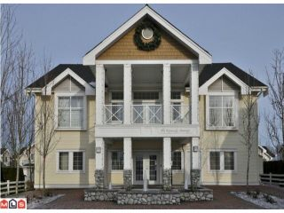 """Photo 10: 34 17097 64TH Avenue in Surrey: Cloverdale BC Townhouse for sale in """"Kentucky"""" (Cloverdale)  : MLS®# F1100822"""