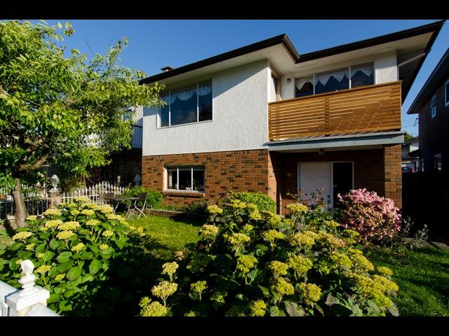 FEATURED LISTING: 2754 PARKER Street Vancouver
