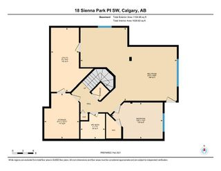 Photo 44: 18 Sienna Park Place SW in Calgary: Signal Hill Detached for sale : MLS®# A1066770