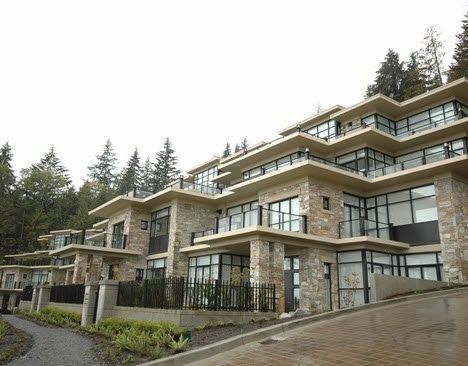 Main Photo: 302 2255 TWIN CREEK Place in West Vancouver: Whitby Estates Condo for sale : MLS®# R2061820