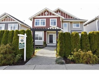 "Photo 1: 6723 206TH Street in Langley: Willoughby Heights House for sale in ""Tanglewood"" : MLS®# F1326222"