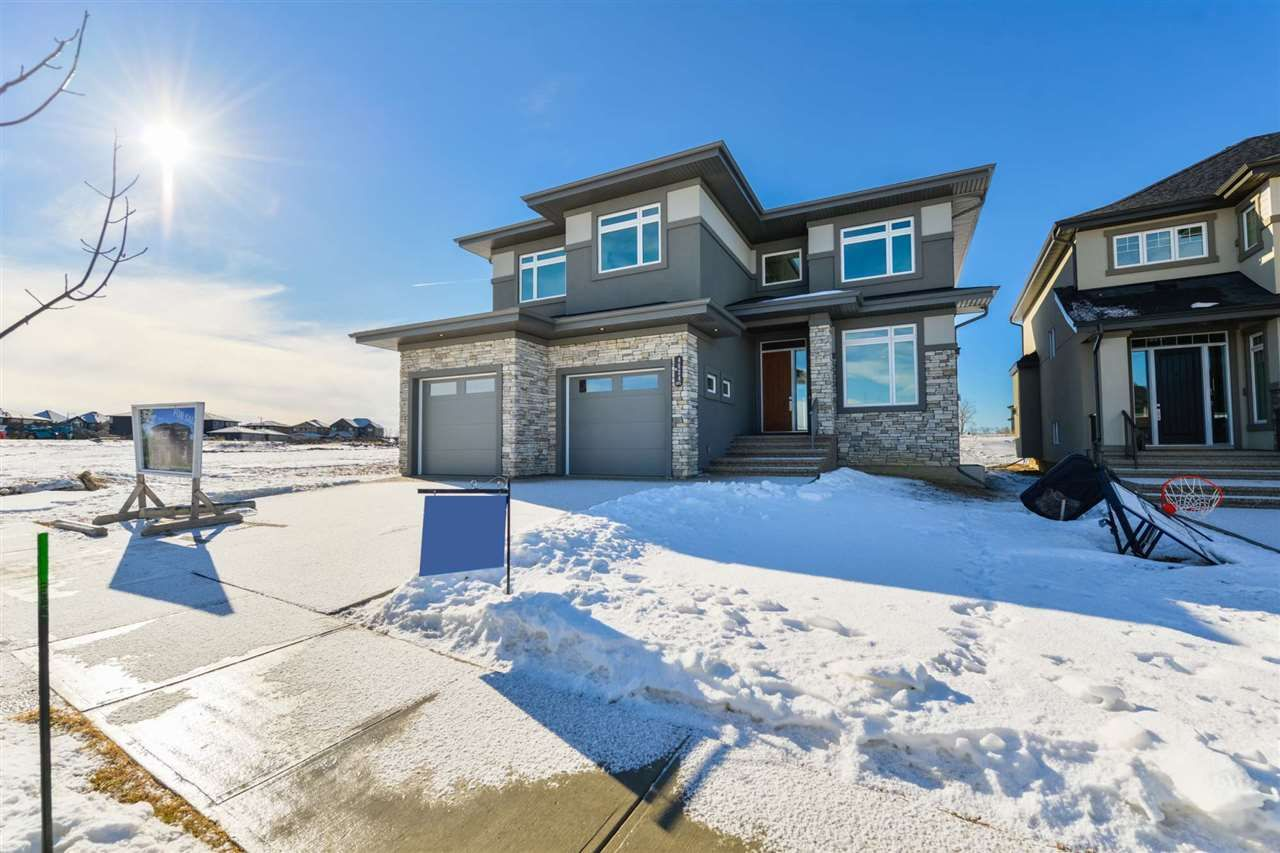 Main Photo: 4524 KNIGHT Wynd in Edmonton: Zone 56 House for sale : MLS®# E4230845