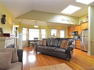 Photo 2: 4 118 St. Lawrence Street in VICTORIA: Vi James Bay Residential for sale (Victoria)  : MLS®# 319014