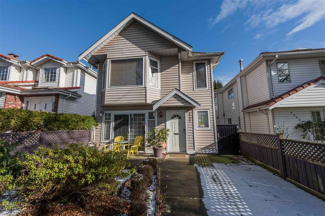 Main Photo: 8282 FREMLIN Street in Vancouver: Marpole 1/2 Duplex for sale (Vancouver West)  : MLS®# R2340791