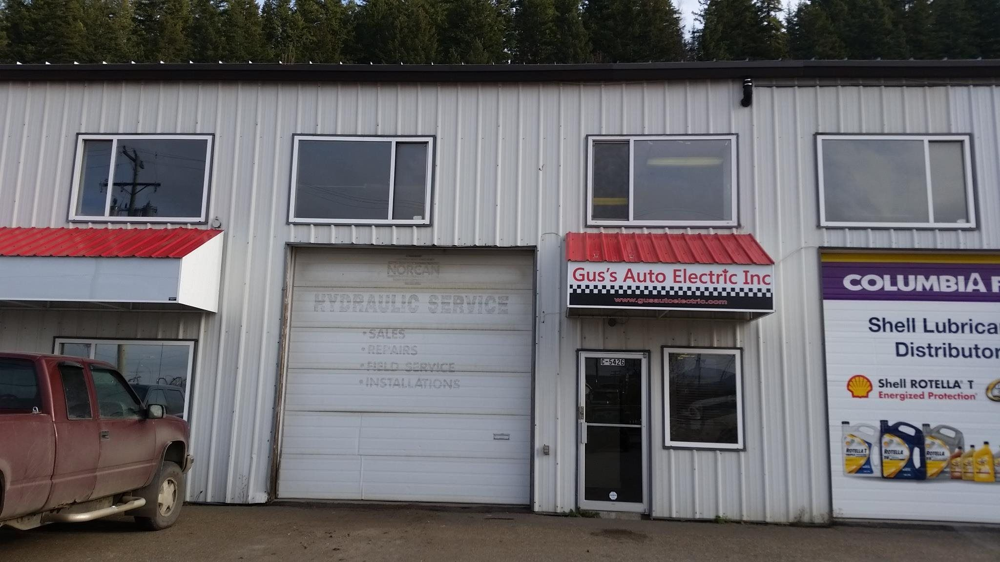 Main Photo: 5426C CONTINENTAL Way in Prince George: BCR Industrial Industrial for lease (PG City South East (Zone 75))  : MLS®# C8039539