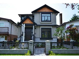 Main Photo: 5865 COMMERCIAL ST in Vancouver: Killarney VE House for sale (Vancouver East)  : MLS®# V1011450