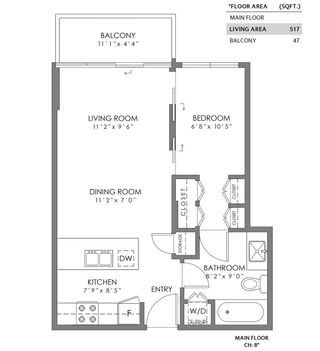 """Photo 18: 1004 135 E 17TH Street in North Vancouver: Central Lonsdale Condo for sale in """"Local"""" : MLS®# R2607337"""