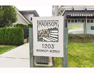 """Photo 10: 23 1203 MADISON Avenue in Burnaby: Willingdon Heights Townhouse for sale in """"MADISON GARDENS"""" (Burnaby North)  : MLS®# V667681"""
