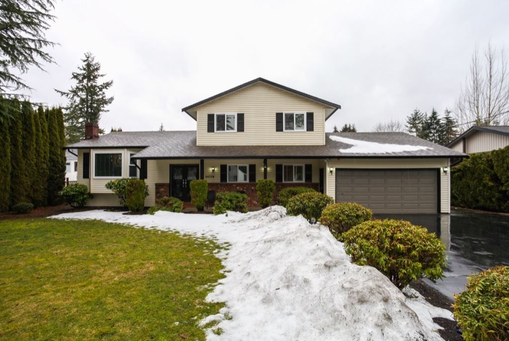 Main Photo: 24776 58A Avenue in Langley: Salmon River House for sale : MLS®# R2140765