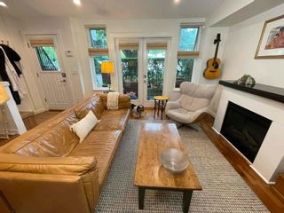 """Photo 1: 3685 W 12TH Avenue in Vancouver: Kitsilano Townhouse for sale in """"TWENTY ON THE PARK"""" (Vancouver West)  : MLS®# R2600219"""